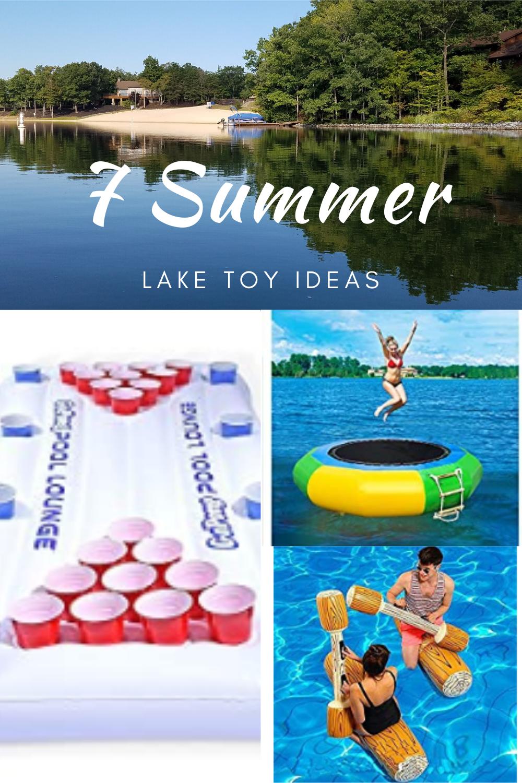 Summer Floating Lake Toys